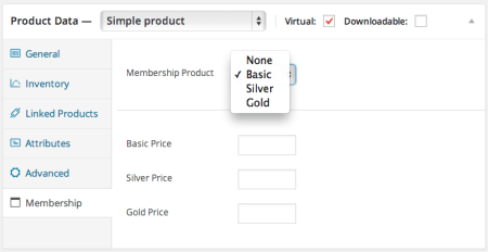 Paid Memberships Pro WooCommerce Tie Membership to Product