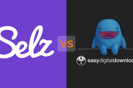 Selz vs Easy Digital Downloads