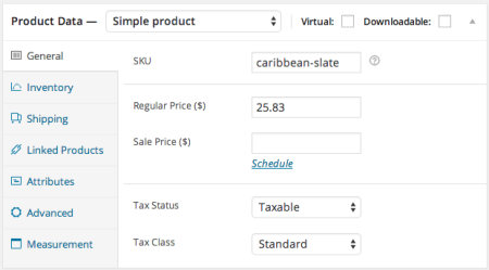 WooCommerce measurement price calculator download