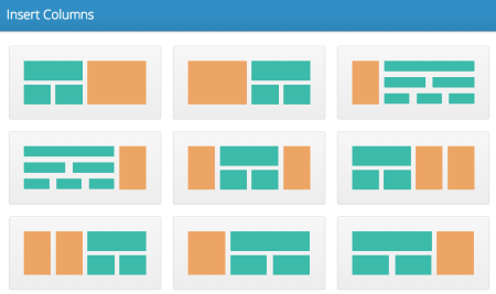WooCommerce Theme Divi Select Columns Page Builder