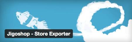 Free Jigoshop extensions | Store exporter