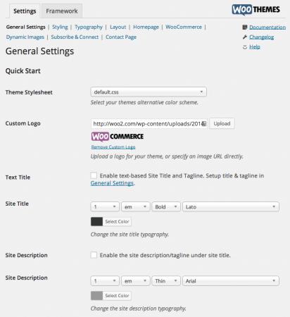 Best WooCommerce Themes | Hub WooFramework