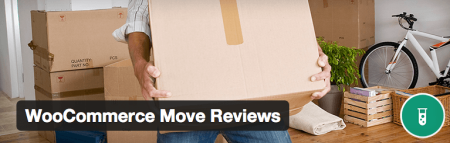Free WooCommerce Extensions | move reviews