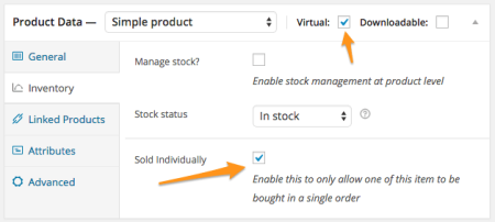 WooCommerce Booking & Appointment plugin Product