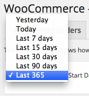 WooCommerce Abandoned Cart Pro Review | date ranges