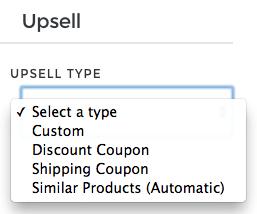 Receiptful Review: create upsells