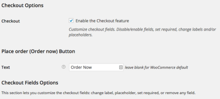 WooCommerce Jetpack checkout button text