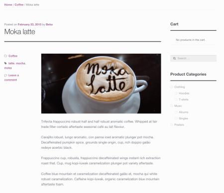 Storefront blog post