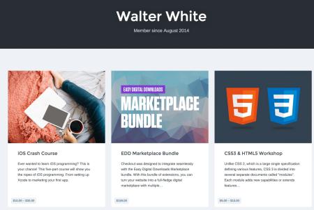 Checkout Marketplace Theme | vendor page