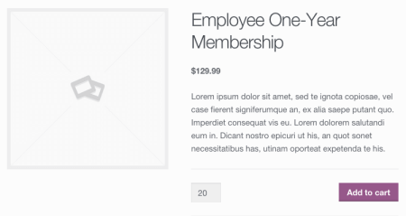 Group Memberships with WooCommerce: purchase group