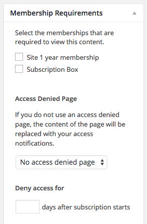 Cart66 Cloud Review: restrict content
