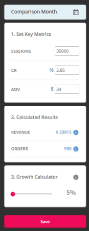 Free WooCommerce Extensions:  Grow reports setup
