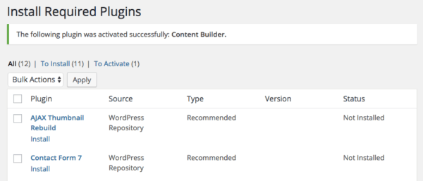 HandyStore theme review: plugins
