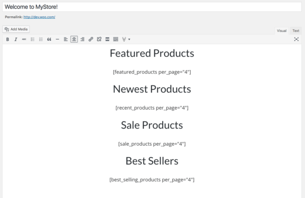 Lenscap Review: WooCommerce product homepage setup