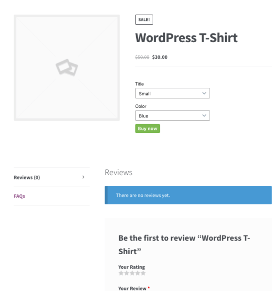 sell shopify products on wordpress display