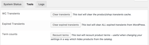 WooCommerce 3.0 Review: 2.6 tools