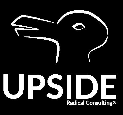 logo upside