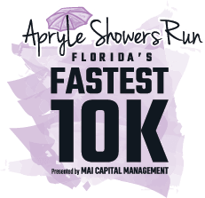 Apryle Showers Run - Florida's Fastest 10k