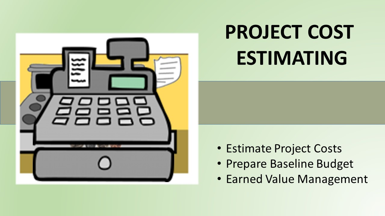 Cost Estimate Class Logo