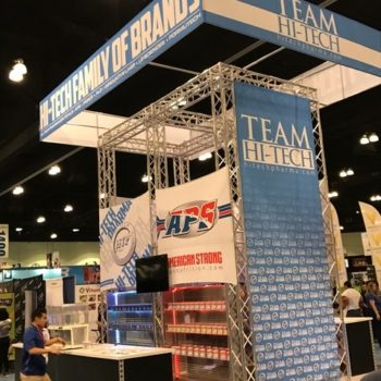 MetalDozer Trade Show Booth