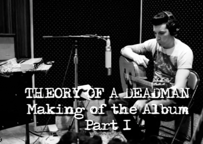 Theory of a Deadman – Making of The Truth Is