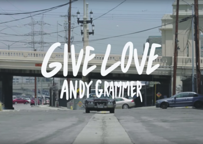 Andy Grammer – Give Love