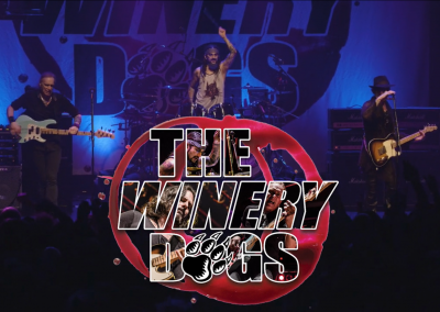 Winery Dogs – Trailer