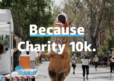 Amazon Prime Commercial – Charity 10K