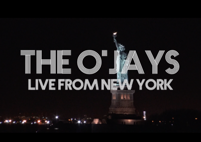 The O'Jays Live in New York City