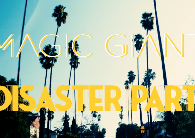 Magic Giant – Disaster Party