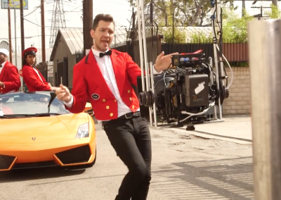 Andy Grammer – Good To be Alive BTS