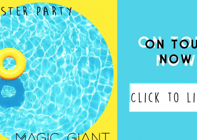Magic Giant – Disaster Party 15sec