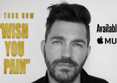 Andy Grammer – I Wish You Pain 30sec Spot