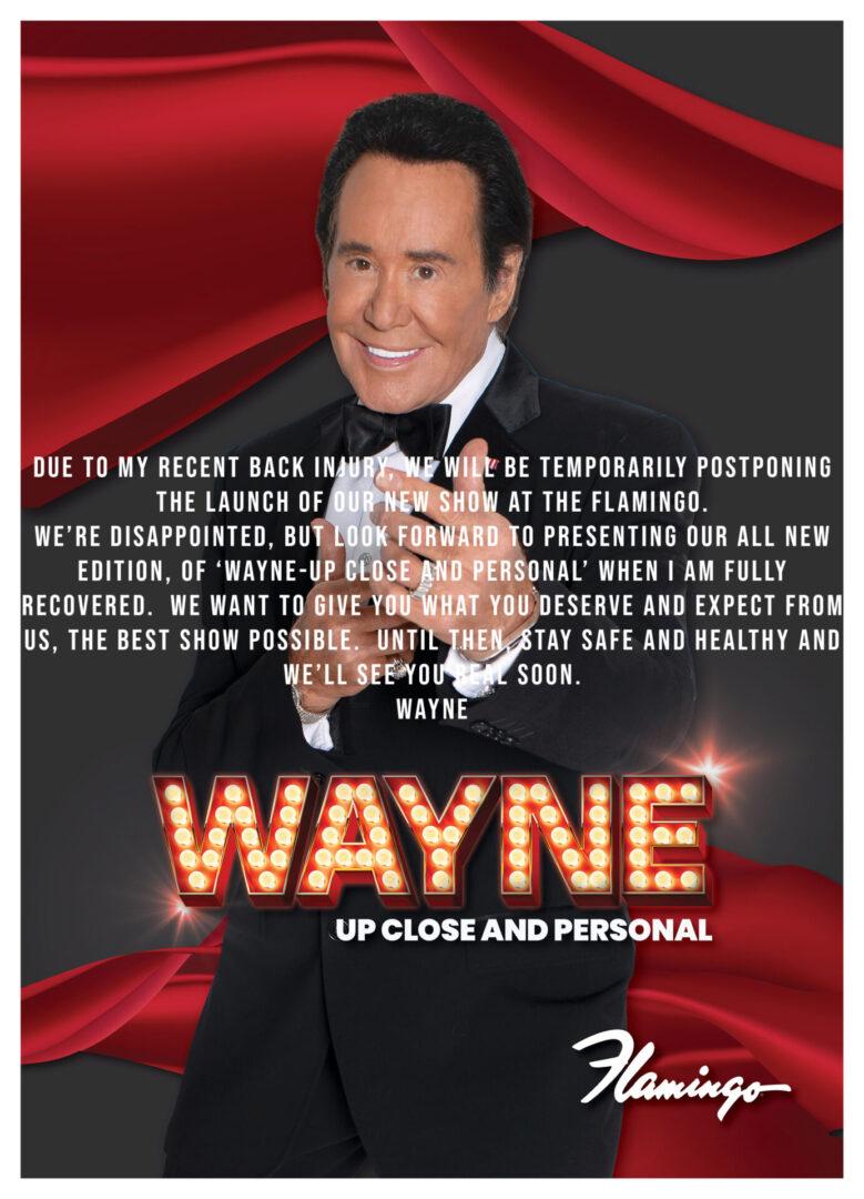 WN_Show Postponed