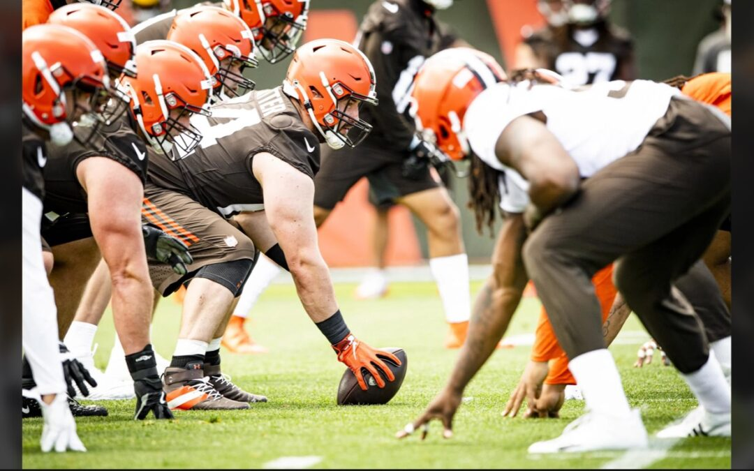 A minicamp example of new leadership and trust