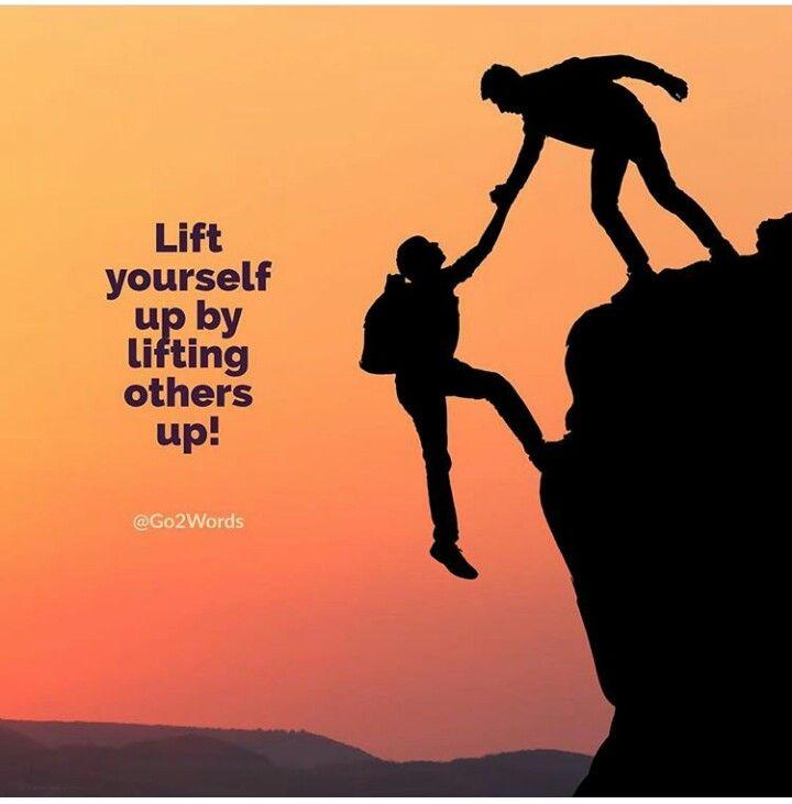 Entrepreneur - Lift up