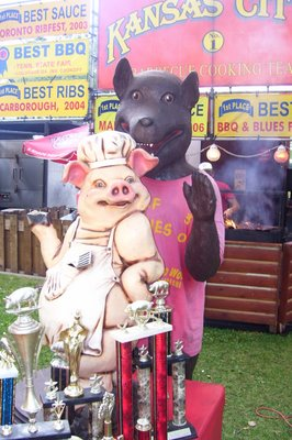 barbecue prizes ribfests cater meat Toronto BBQ
