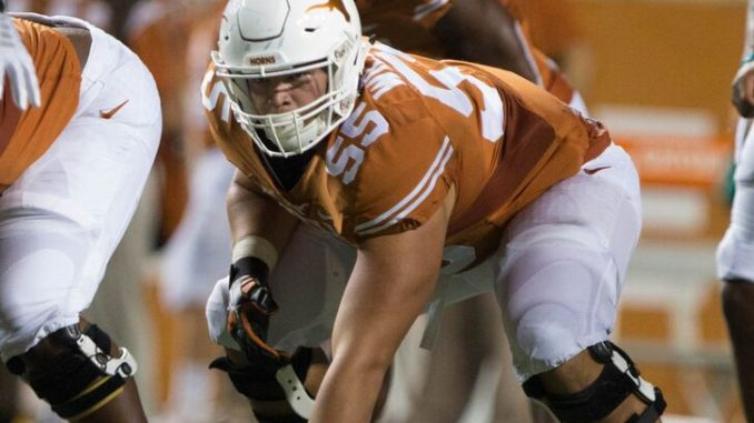 Connor Williams - 2018 NFL Draft