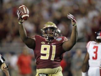 Derrick Nnadi - 2018 NFL Draft