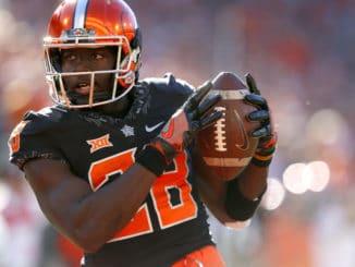James Washington - 2018 NFL Draft