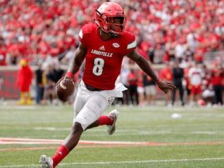 Lamar Jackson - 2018 NFL Draft