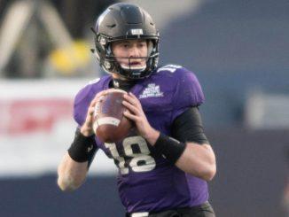 Clayton Thorson - 2019 NFL Mock Draft