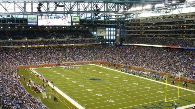 Detroit Lions NFL Draft