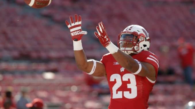 Jonathan Taylor 2020 NFL Mock Draft