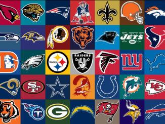2018 NFL Football Schedule