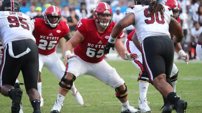 Garrett Bradbury NFL