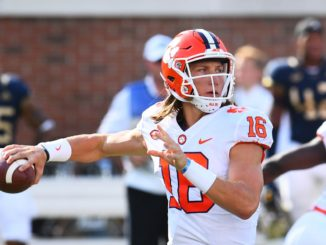 Trevor Lawrence 2021 NFL Mock Draft