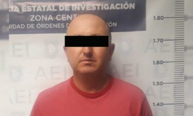 """Detienen a """"policía vial"""" por robo de cajeros en la UACH"""