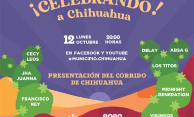 Celebremos juntos 311 años de la ciudad de Chihuahua; Gobierno Municipal invita