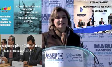 """Desmiente Maru Campos publicación local; """"son acusaciones sin pruebas y sin sustento"""", """"se trata de persecución política y personal"""""""